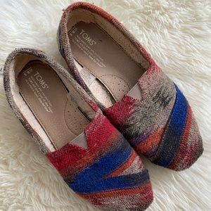 Wooly Toms